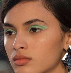 Bold mint green