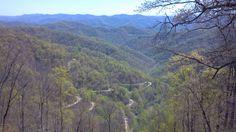 Hatfield McCoy trails WV