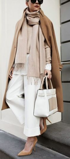 Modern coat - Neutral Hymn Outfit by Atlantic - Pacific