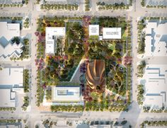 Final Design Concepts Unveiled for Arizona's Mesa City Center