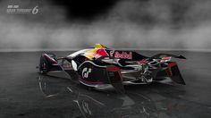 Red Bull dévoile la X2014 pour Gran Turismo 6 (6)