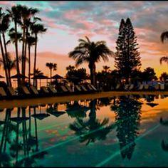 Amathus Beach Hotel Limassol. Limassol, Cyprus.