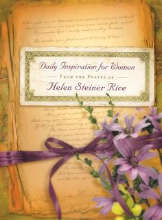 helen steiner rice a collection of hope value books