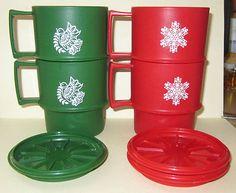 Tupperware Mugs!