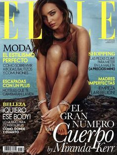ミランダ・カー、またもやトップレス披露★スペイン版『ELLE』5月号 <Part1> | 海外セレブ&セレブキッズの最新画像・私服ファッション・ゴシップ | Jinclude