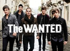 The Wanted ... Makes me with I was 12 again so I don't feel like such a pedophile 4 loving these boys!