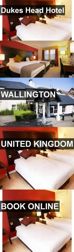 Dukes Head Hotel in Wallington, United Kingdom. For more information, photos, reviews and best prices please follow the link. #UnitedKingdom #Wallington #travel #vacation #hotel