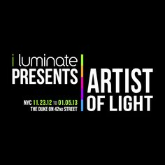 The light performers from America's Got Talent are in NYC! | iLuminate - The World's First Wearable Wireless Lighting System