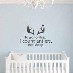 Cute Baby Idea Bedroom! - Cute for a baby boy!!!