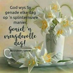 Morning Blessings, Good Morning Wishes, Day Wishes, Good Morning Quotes, Morning Greetings Quotes, Morning Messages, Night Messages, Lekker Dag, Blessed Week