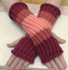 Fashionable Fingerless Gloves by KarensKreationsToday on Etsy, $10.00