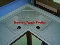 Mermerit kitchen countertops are the most widely used . Kitchen Benches, Bathroom Countertops, Wall Cladding, Hairdresser, Sink, Home Decor, Hairstyle Ideas, Hairdos, Sink Tops