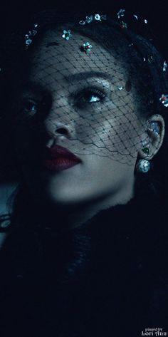 Dior Presents Rihanna in Secret Garden IV Versailles by photographer: Steven Kevin