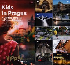 https://flic.kr/p/WfK4G3 | Kids in Prague, A City Map of Places to Play and Explore; 2013_1, Czech Republic | 1. Zoo in Troja  2. Museum of the City of Prague  3. Zizkov Tower  4. Vltava River  5. Kingdom of Railways - largest model railway in the country  6. Gutovka Sports Park 7. National Technical Museum  8. Toy Museum at Prague Castle on Jirská street  9. Nostalgic Tram Line No.91  10. National Theatre (Národní divadlo)