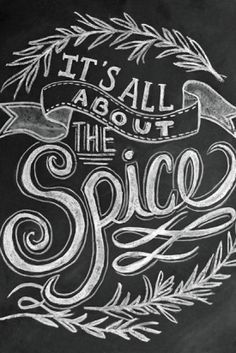 It's all about the spice. -- See the yummy recipes and small kitchen appliances at http://www.reviewcompareit.com/ksry