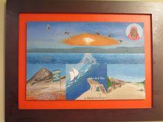 Personajes y Paisajes  Guajiros: El Cabo de la Vela