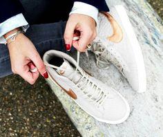 Nike Blazer Rose Gold