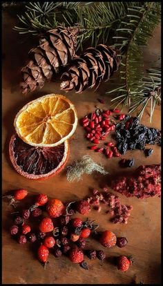Conifer & Wild Berry