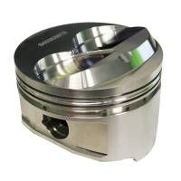 #HowardsCams 840355613 Pro Max Chevrolet 2618 Forged 23 Degree Dome 13.0cc #Pistons