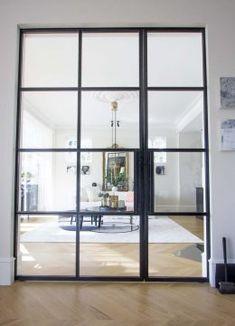 Metalldører - Dominius AS Divider, Glass, Room, Furniture, Home Decor, Bedroom, Drinkware, Corning Glass, Rooms
