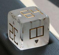 Backgammon Elegance Game Components