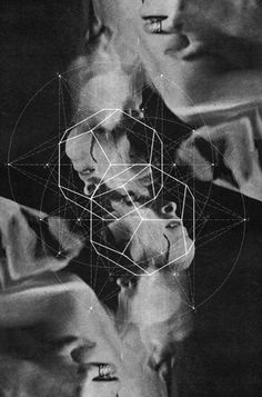 """""""Where there is matter, there is geometry"""" – Kepler, Johannes / Sacred Geometry <3"""