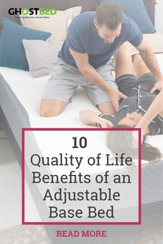 10 Quality of Life Benefits of an Adjustable Base Bed 10 Quality of Life Benefits of an Adjustable Base Bed GhostBed ghostbed Education Center 10 Quality of Life Benefits of nbsp hellip humor swelling Bed Education, Education Center, Adjustable Bed Frame, Adjustable Base, Life Hacks Every Girl Should Know, Life Is Good, Ghost Bed, Personal Wellness, Pregnancy Humor