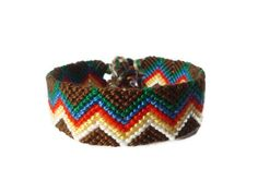 "friendship bracelet ""zig zag big"" by Kreativprodukte, €9.00"