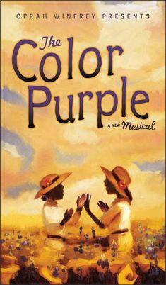 Oprah Winfrey's The Color Purple Musical Bus Trip to Washington DC The Color Purple Musical, The Color Purple Book, Color Purple Broadway, Purple Books, Great Movies, Great Books, Washington Dc Travel, Bus Travel, Oprah Winfrey