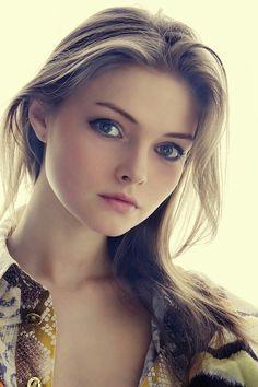 Stunning. ..beautiful eyes