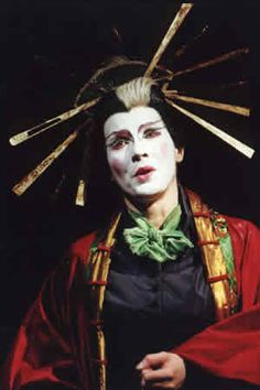 opera makeup the mikado katisha pics - Google Search