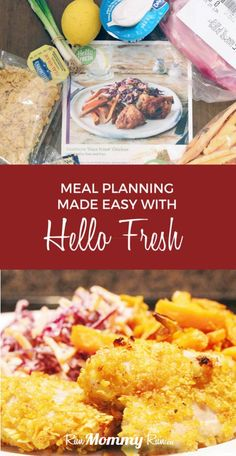 Too busy to do a good job meal planning for your family? You might want to consider something like Hello Fresh, a meal kit delivery service. Find out what I thought about my week's worth of Hello Fresh!