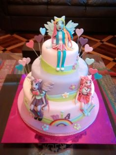 Torta Pony girls