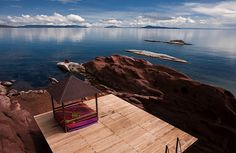 Titilaka Lodge, Lake Titicaca, Peru