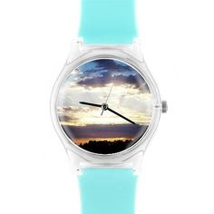 Top Ten Gift Guide: 9. For the Instagrammer: Immortalize a favorite snapshot as the quirky face of a watch from Instawatch.com ($44).