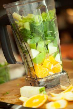 Clean Green Juice Blender