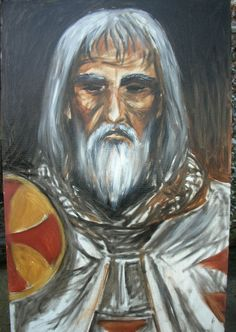 1314 – Jacques de Molay, the 23rd and the last Grand Master of the Knights Templar, is burned at the stake. deviantart com