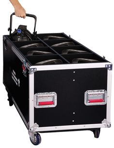 G-TOURPAR64-LED-8 ATA LED PAR 64 Transport Case From Gator Cases 12mm Tour Style case for 8 LED PAR 64 Light Fixtures. Gator Category: Lighting, ATA Lighting Cases. Weight: 101 lbs. Features - G-Tour