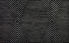 [title not known] From Black Series II - Frank Stella