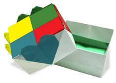 4 colori e scatole oltre