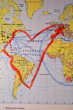 Happy Saint Valentine's day travellers!!  10 consejos para viajar en pareja y no romper en el intento