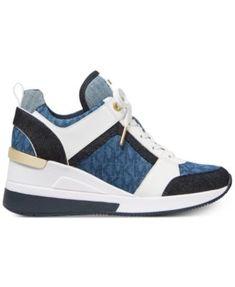 ed9c01910d2 Georgie Trainer Sneakers. Schoenen SneakersSportschoenen. Michael Michael  Kors ...