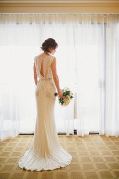 Glamorous Vintage-Inspired Wedding in Hawaii : Bajan Wed