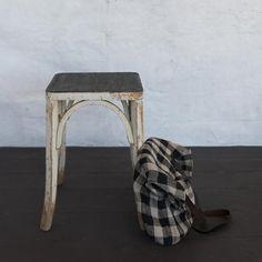 Thonet Stool #black #stool #stools