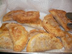 Bea's Sweet Potato Jacks   (also called fried PIES)    Same dough can be used also for Apples or Peaches too!