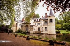 Château de Chaumontel - Façade