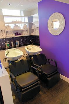 Salon Design Photo Gallery Portfolio Page Two | Salon Interiors, Inc