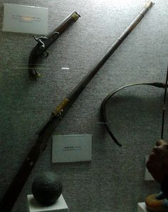 Old guns from history