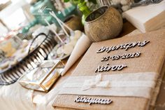wishing book# event planning kalamata Event Planning, Wedding Events, Fairy Tales, Wedding Cakes, Wedding Invitations, Stationery, Book, Sweet, Wedding Gown Cakes