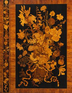 Browse and forgotten - life and curiosities of past eras. - Masterpieces. Antique furniture in the art of marquetry.